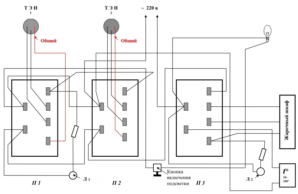 Конфорки для электроплиты лысьва схема